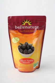 Olives noires naturelles en grand sachet